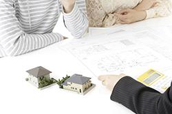 お客様による土地・住宅プランの選定